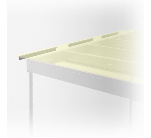 Wall support for the flooring boards